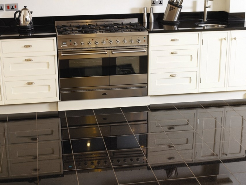 black granite kitchen floor tiles granite tile granite tiles granite kitchen granite 7876
